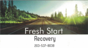 Fresh Start recovery sober home meriden ct