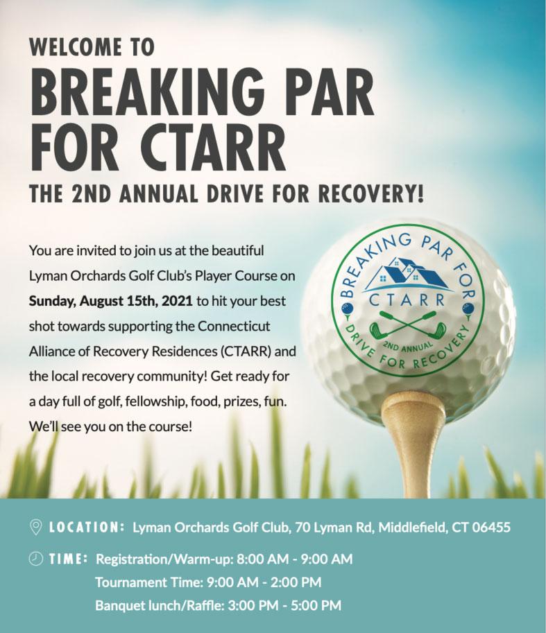 CTARR golf tournament